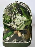 Winchester Mossy Oak Embroidered Snap Back Hat With Cowboy And Horse