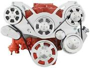 Small Block Chevy Serpentine Kit All Inclusive Kit For Sbc 283 302 305 327 350