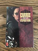 Carrie By Stephen King 1st/1st Edition 1974 Hc/dj Nal Letter P6 Gutter Code