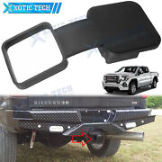 2x 2 Trailer Tow Hitch Receiver Rubber Cover Plug Dust Cap For Gmc Sierra 1500