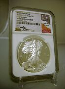 Andnbspsilver Eagle 2020 W V75 Wwii Ngc Pf70 Ucam Mercanti Signed First Releases