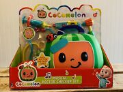 New Cocomelon Musical Doctor Check Up Case 4 Pc Set Toy Nib Sounds Toddler Gift