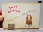 Sweet Caporal Truly Mild Truly Fresh Cigarette Tin