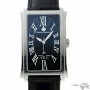 Cuervo Y Sobrinos Prominente Solo Tempo Automatic A1012 Ss Men's Watch [b0203]