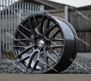 19 Grey Zx2 Alloy Wheels Commercially Rated To 750kg Fits Vw T5 T6 T28 T30 T32