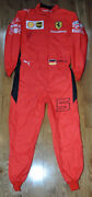 Sebastian Vettel Autographed Signed Replica 2020 F1 Race Suit Overall With Proof