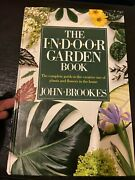 The Indoor Garden Book By John Brookes Hard Cover