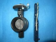 Nib Grinnell B30230el 3 Lever Ended Butterfly Valve + 1 Year Warranty