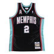 Jason Williams Memphis Grizzlies Mitchell And Ness Authentic Jersey 2001-02 Hwc
