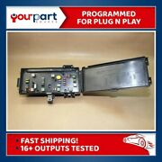 07 Ram Diesel 4x4 3500 Fuse Box Tipm Totally Integrated Power Module 04692115
