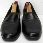 Easy Spirit Anti-gravity Women's 10 3a/5a Glove Soft Black Leather Loafers