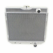 Radiator Fits Ford Mustang 67 68 69/mercury Cougar 67 68 69 70 3 Row Performance