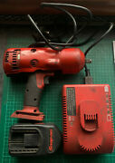 Snap On Battery Gun With Charger Used