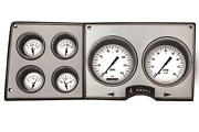 White 1985 1986 Direct Fit Gauge Cluster Chevy, Gmc Pick-up Truck Suburban Ct73w