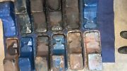 Ford Fe Muscle Car Oil Pan - Lot Of 12