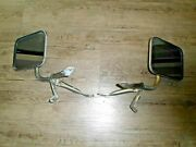 Chevy Luv - Cash Local Pick Up Side Mirror Pair Left And Right Side