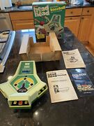 Head To Head Coleco Baseball Handheld Electronic Game Brand New Unused In Box