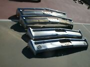 1960and039s Pontiac Front And Rear Bumper Cores. 4