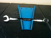 Aj687 New Snap-on 21mm Wrench 12pt Flank Drive Plus Soexm21 Combination