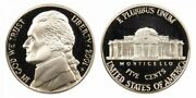 2001 P And D Bu And Proof Jefferson Nickels From Us Mint Sets 3 Coins Cp10497