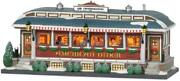 Department 56 Christmas In The City American Diner 799939 Village Building