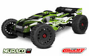 Team Corally Muraco Xp 6s 1/8 Scale 4wd Truggy Lwb Rtr Brushless Cor00176 Arrma