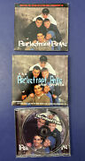 Star Profiles By Backstreet Boys Cd, May-1999, Master Tone Records Plus Book