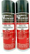 Kimball Midwest 80744 Torq Andldquocbandrdquo Corrosion Blasting Penetrating Oil 2 Or 3 Pack