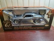 Highway 61 1970 Ford Mustang Mach 1 118 Scale Diecast Car Custom Limited 1/600