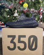 Yeezy Boost 350 V2 Static Black Reflective