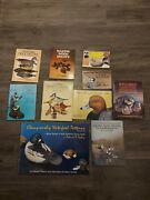 Duck Decoy Books And Bird Carving Instructional Books Lot Of 10
