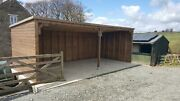 Field Shelter And Hay Barns Cheapest On Ebay For Quality Various Sizes