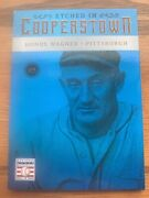 2015 Panini Etched In Cooperstown Honus Wagner Saphire 4/10 Send Offers