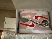 Size 12 Men Nike Air Force 1 And03907 Valentineand039s Day Menand039s Ships Sameday
