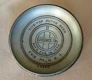 Griswold Tite-top Dutch Oven 8 Lid Only. Erie Pa. U.s.a. A465c