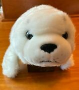 Wildlife Artists 2003 White Seal Pup 17 Plush Toy New Pristine Collectible