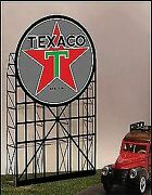 Micro Structures O N Ho Scale Animated Billboard Tcx Large   Bn   5181