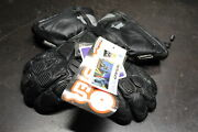 Tour Master Elite Winter Gloves Black Motorcycle Womenand039s Xlg 83-464