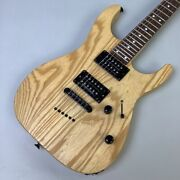 Electric Guitar Charvel Sd-65 Ash Body Maple Neck Rare Japan Made Used