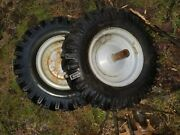 Craftsman 536.887990 Snowblower Wheels And Tires 4.8 X 8 1501839ma Rims Sears