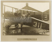 Wwi School Of Aerial Photography Tours France - Set Of 13 Vintage Photos