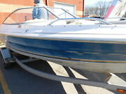 Maxum Bayliner Port Windshield Local Pick-up Only