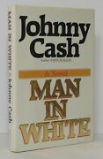 Johnny Cash / Man In White Signed 1st Edition 1986