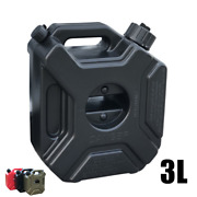 3 Litre Fuel Tank Cans Tanks Atv Jerrycan Mount Motorcycle Gas Can Container