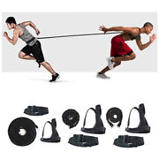 Sled Harness Tire Pulling Harness Fitness Resistance Training Workout