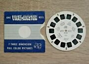 Vienna I Austria Viewmaster Reel 2325 Made In Australia 1950and039s Rare Scarce I329
