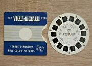 Egypt Ii Land Of The Nile Viewmaster Reel 3300-b Made In Australia V. Rare I328