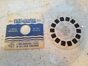 The Bok Tower Florida Flowers Usa Viewmaster Reel Sp-9052 Rare X911