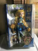 Ever After High Blondie Lockes Royal Doll Retired Nrfb First Wave 2013