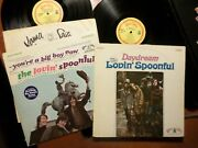 Lot 2 Lovin' Spoonful Mint Lps You're A Big Boy Daydream You Didn't Have To ..